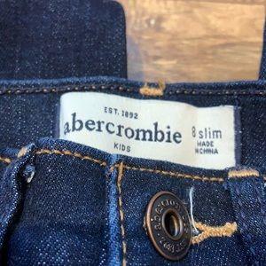 Slim fit Abercrombie kids jeans